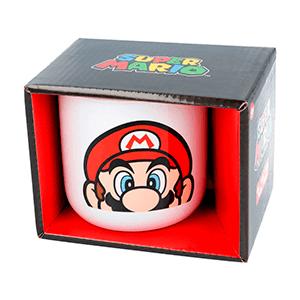 Taza de Desayuno Nintendo: Mario 400ml