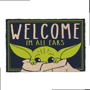 Felpudo Star Wars The Mandalorian: I Am All Earts