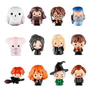 Pack de 5 Figuras Topper Harry Potter