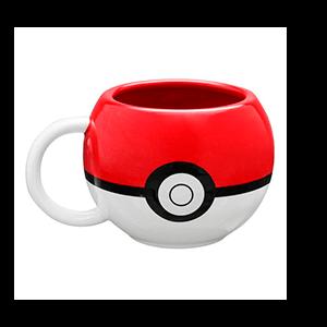 Taza Pokemon: Pokeball 290ml