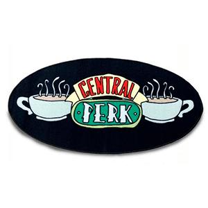 Alfombra Friends: Central Perk 140x75cm