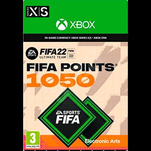 FIFA 22: 1050 FIFA Points XONE & XSX