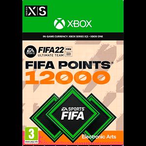 FIFA 22: 12000 FIFA Points XONE & XSX