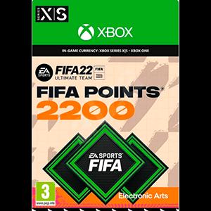 FIFA 22: 2200 FIFA Points XONE & XSX