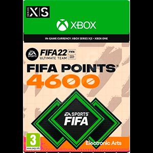 FIFA 22: 4600 FIFA Points XONE & XSX