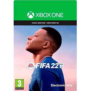 Fifa 22: Standard Edition (Xbox One)Xbox One - Plays On Xbox Series X|S