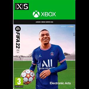 Fifa 22: Standard Edition (Xbox Series X|S)Xbox Series X|S