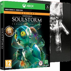 Oddworld Soulstorm - Day One Oddition