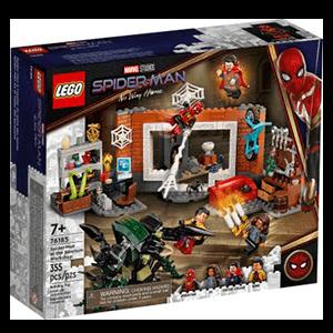 LEGO Marvel Spider-Man: En el Taller del Santuario