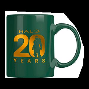 Taza Halo 20 Aniversario
