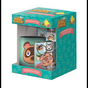 Megacaja de Regalo Animal Crossing New Horizons: Caras de Personajes