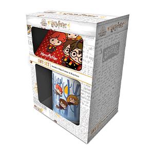 Caja de Regalo Harry Potter: Kawaii