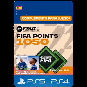 Fifa 22 - 1.050 Fifa Points PS4 y PS5