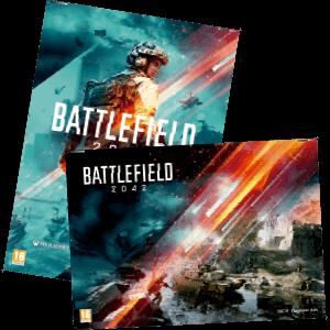Battlefield 2042 - póster