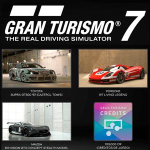Gran Turismo 7 - DLC PS4