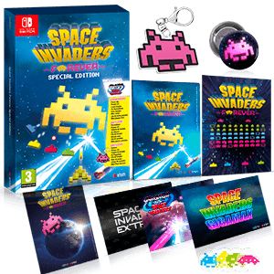 Space Invader Forever Special Edition