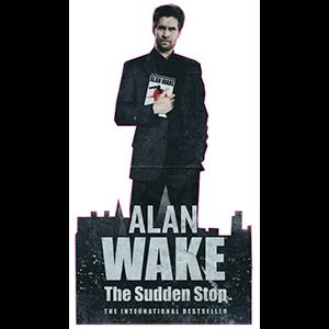 Alan Wake Standee