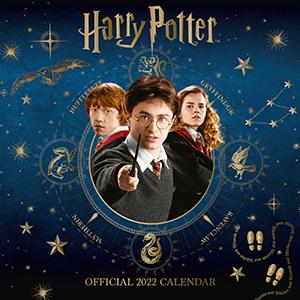 Calendario 2022 Harry Potter