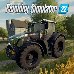 Farming Simulator 22 - DLC Fendt 900 Vario Black Beauty PS5