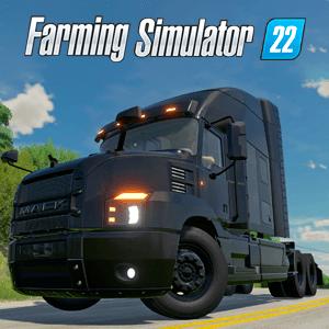 Farming Simulator 22 - DLC Mack Truck Black Anthem PS5