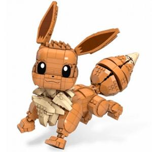 Figura Megaconstrux Pokemon: Eevee