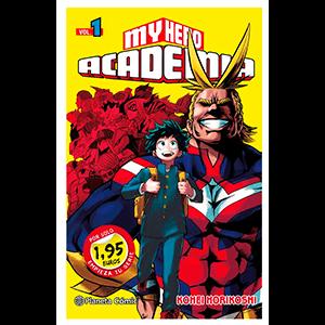 MM My Hero Academia nº 01 Oferta 1,95€