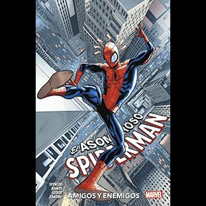 El Asombroso Spiderman nº 2: Amigos y enemigos