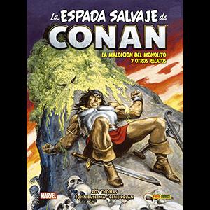 La Espada Salvaje de Conan nº 10