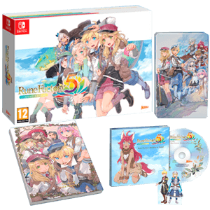 Rune Factory 5 Limited Edition