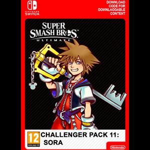 Super Smash Bros Ultimate - Sora Challenger Pack 11 NSW