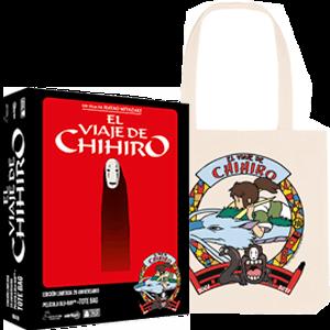 El Viaje de Chihiro - Edición Tote Bag