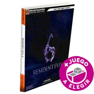 Resident Evil 6 + Guía