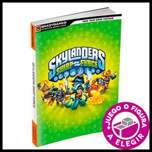 Skylanders Swap Force (Juego o Figura) + Guía de regalo