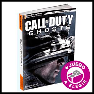 Call of Duty: Ghosts + Guía de regalo