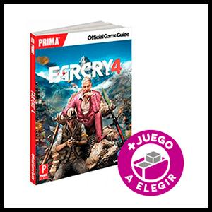 Far Cry 4 + Guía de regalo