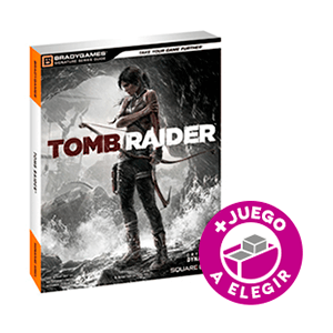 Tomb Raider + Guía de regalo