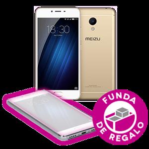 Smartphone Meizu M3S + Funda de regalo
