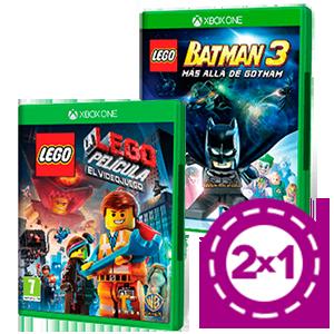 2x1 Selección Juegos Xbox One