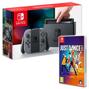 Nintendo Switch + Just Dance 2017