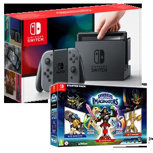 Nintendo Switch + Skylanders Imaginators