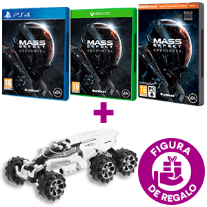 Mass Effect Andromeda a elegir + Nomad ND1 Mini de regalo