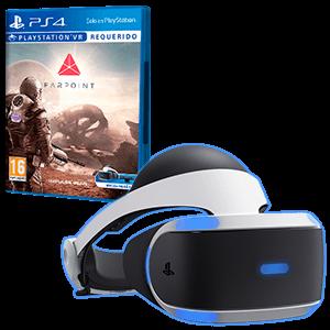 PlayStation VR + Farpoint