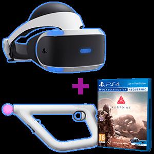 PlayStation VR + Farpoint + Aim Controller