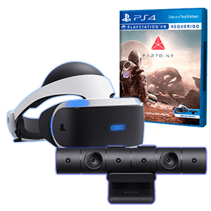 PlayStation VR + Farpoint + Cámara V2.0