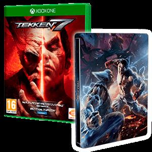 Tekken 7 XONE + Steelbook de regalo