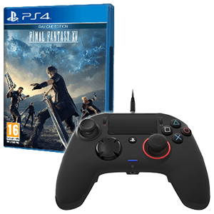 Final Fantasy XV + Controller Nacon Revolution Pro