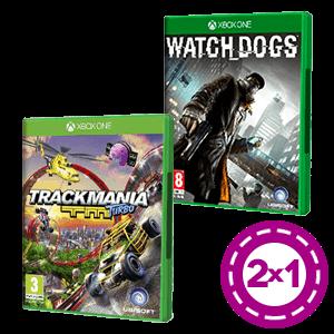 2x1 en selección juegos Xbox One