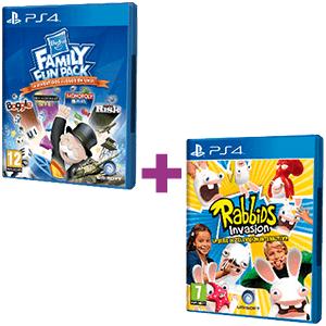 Hasbro Family Fun Pack + Rabbids Invasion