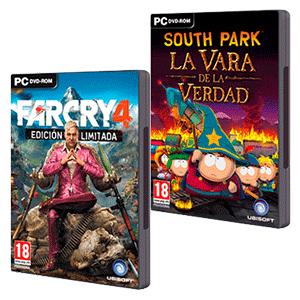 2 juegos de PC a elegir por 9.95 euros