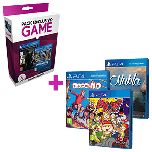 The Last of Us Remastered + Uncharted Collection + PlayStation Talents de regalo